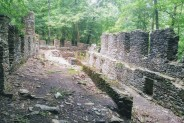Paper Mill Ruins at Sope Creek.